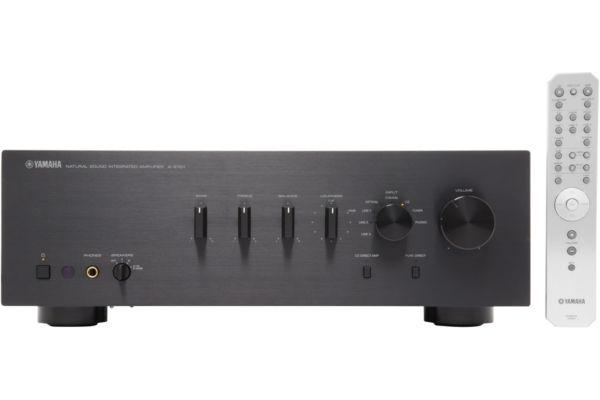 Amplificateur hifi yamaha as701 noir (photo)