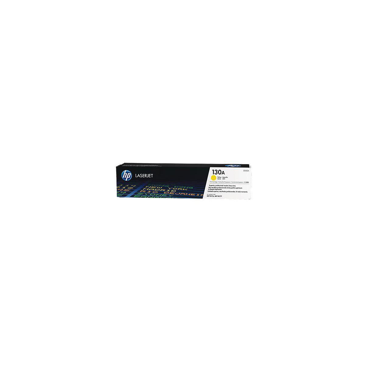 Toner hp 130 a jaune - 2% de remise imm�diate avec le code : deal2