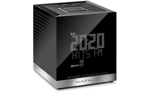 Radio-réveil nafnaf my clock v3 - 7% de remise immédiate avec le code : multi7 (photo)