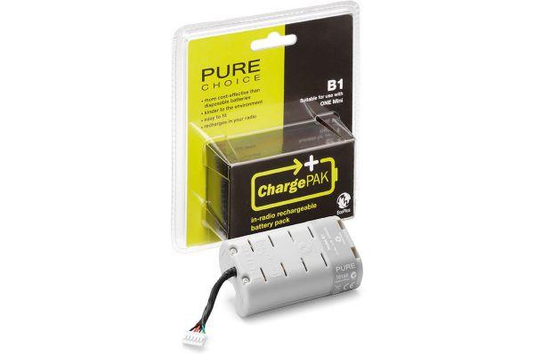 Batterie radio pure chargepak b1 - 5% de remise imm�diate avec le code : fete5 (photo)