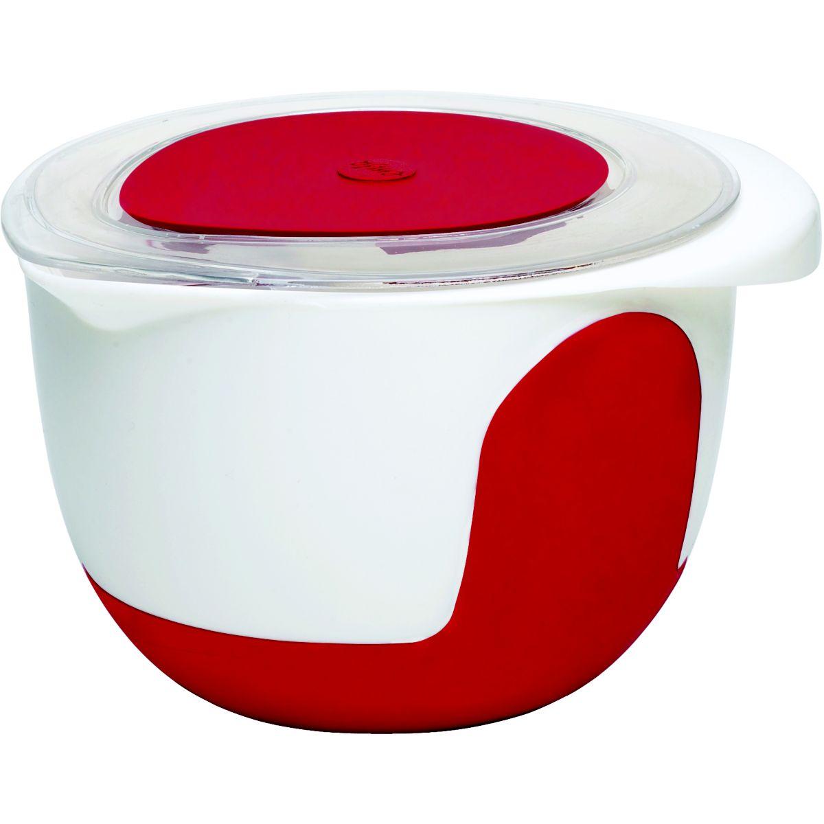Bol emsa mix & bake avec couvercle 2l bl - 20% de remise imm�diate avec le code : paques20 (photo)
