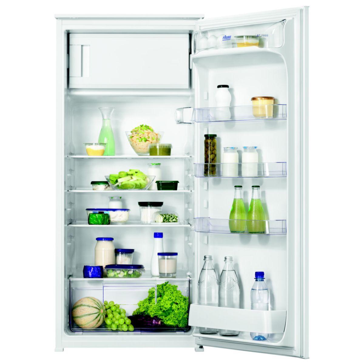 Réfrigérateur encastrable faure fba22421sa - 15% de remise immédiate avec le code : cool15 (photo)