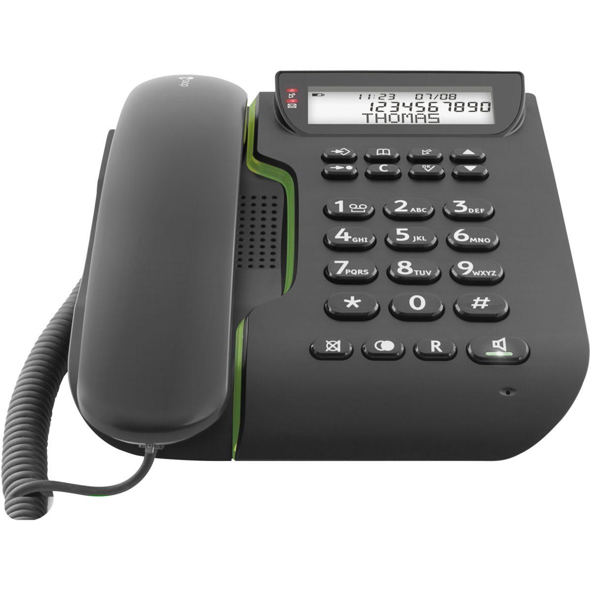 Téléphone filaire doro comfort 3000 - 10% de remise immédiate avec le code : cool10 (photo)