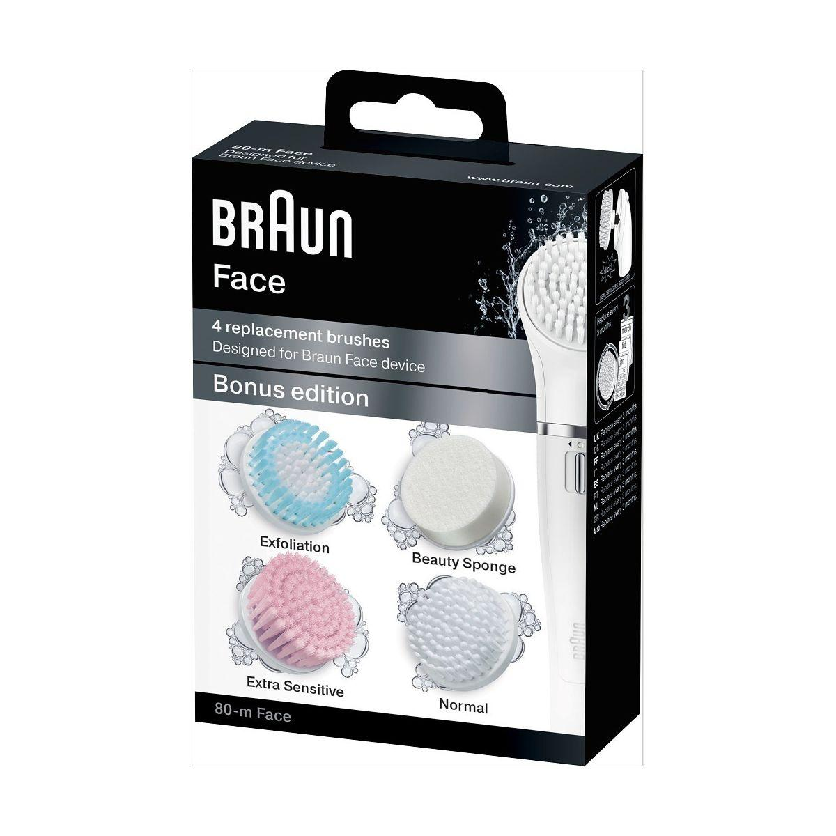 Brosse braun multipack acc brosses - 5% de remise immédiate avec le code : top5 (photo)