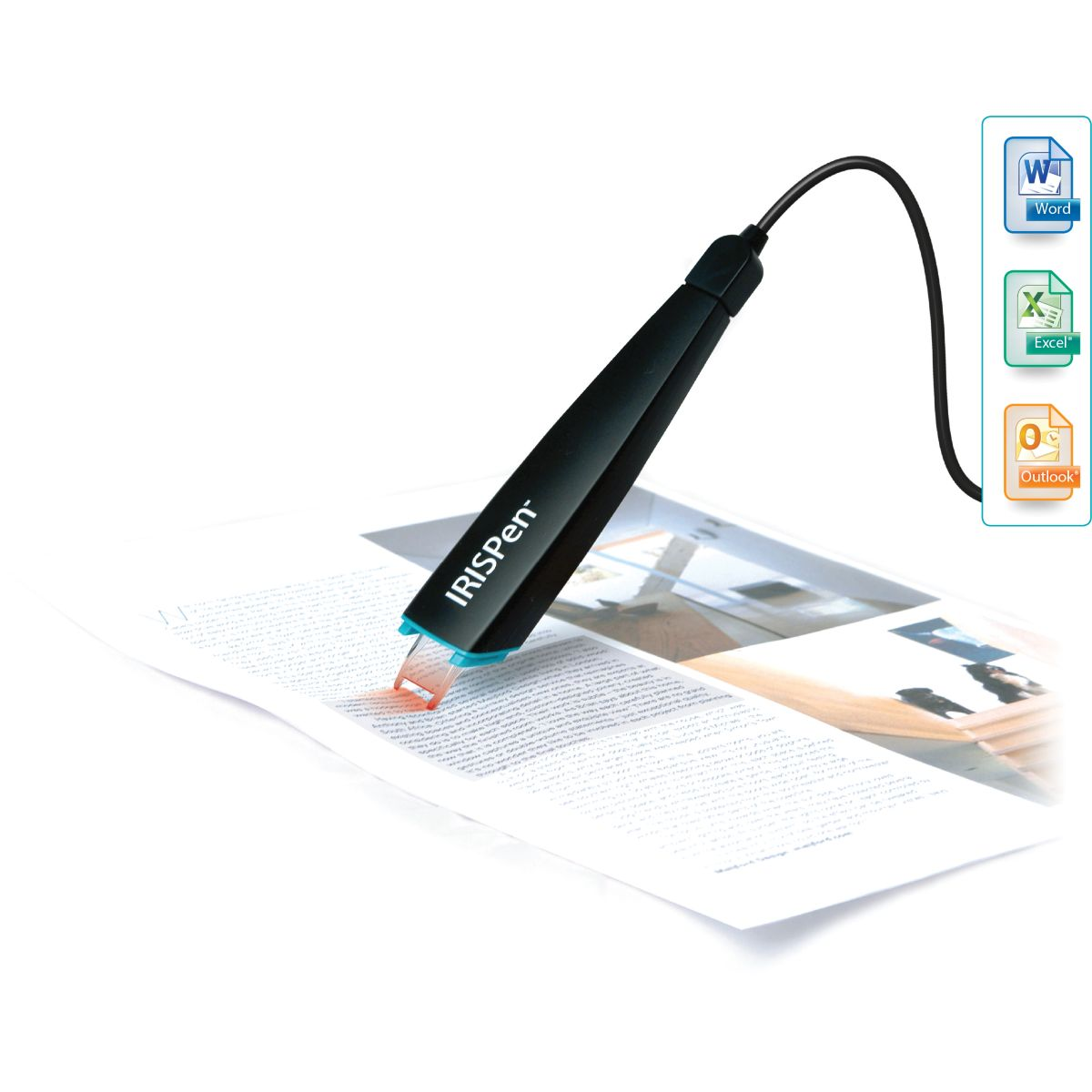 Scanner portable iris irispen executive 7 - 20% de remise imm?...