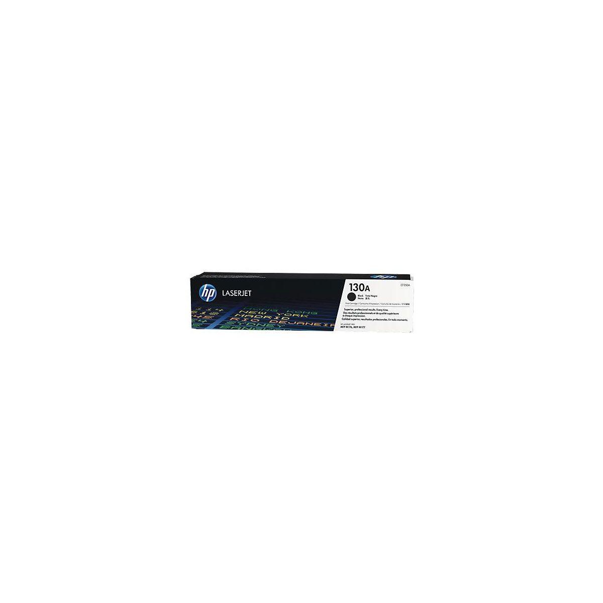 Toner hp 130 a noir - 2% de remise imm�diate avec le code : deal2