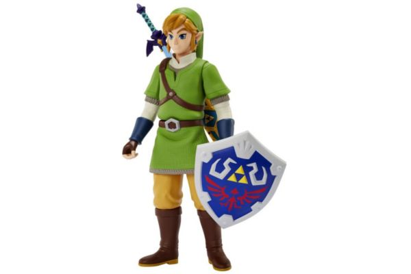 Figurine polymark link the legend of zelda 50cm (photo)