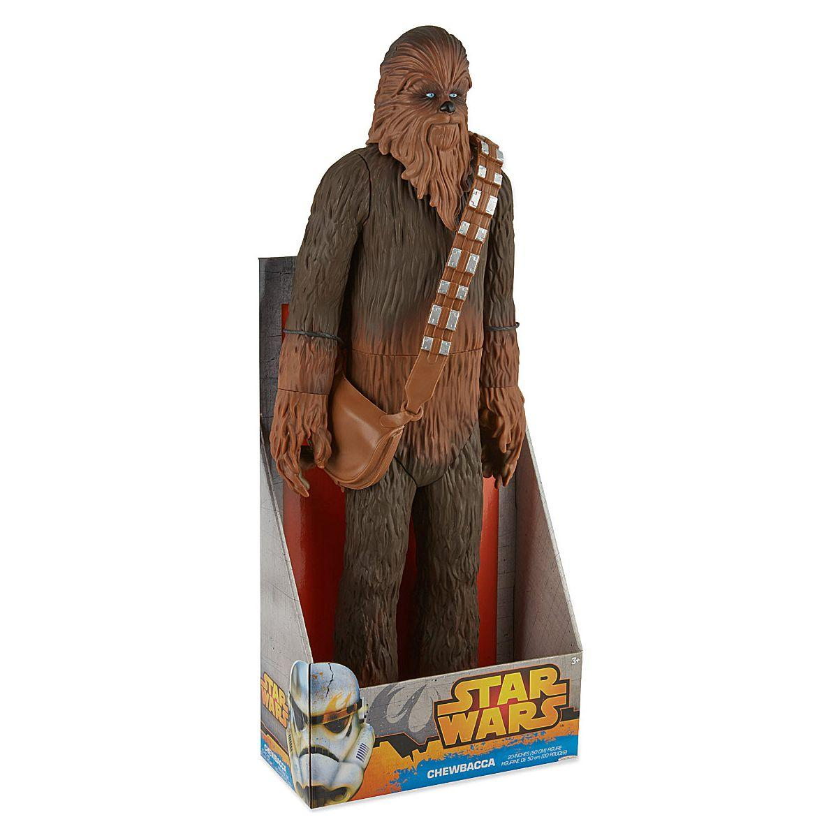 Figurine polymark chewbacca 50cm (photo)