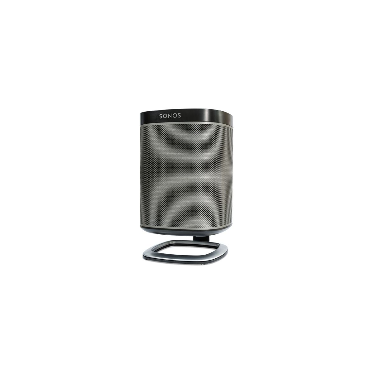 Pied d'enceinte flexson pied sonos play:1 noir (unit�) (photo)