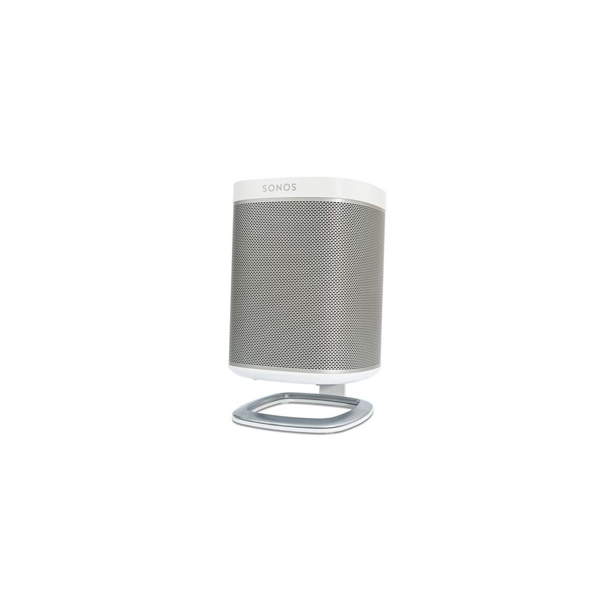 Pied d'enceinte flexson pied sonos play:1 blanc (unit�) (photo)