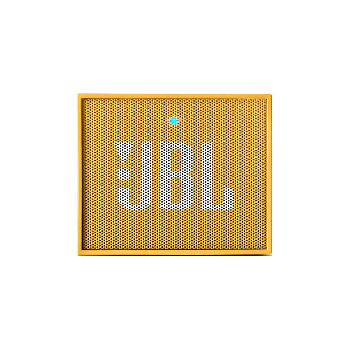 Enceinte nomade jbl go jaune - livraison offerte : code livdom (photo)