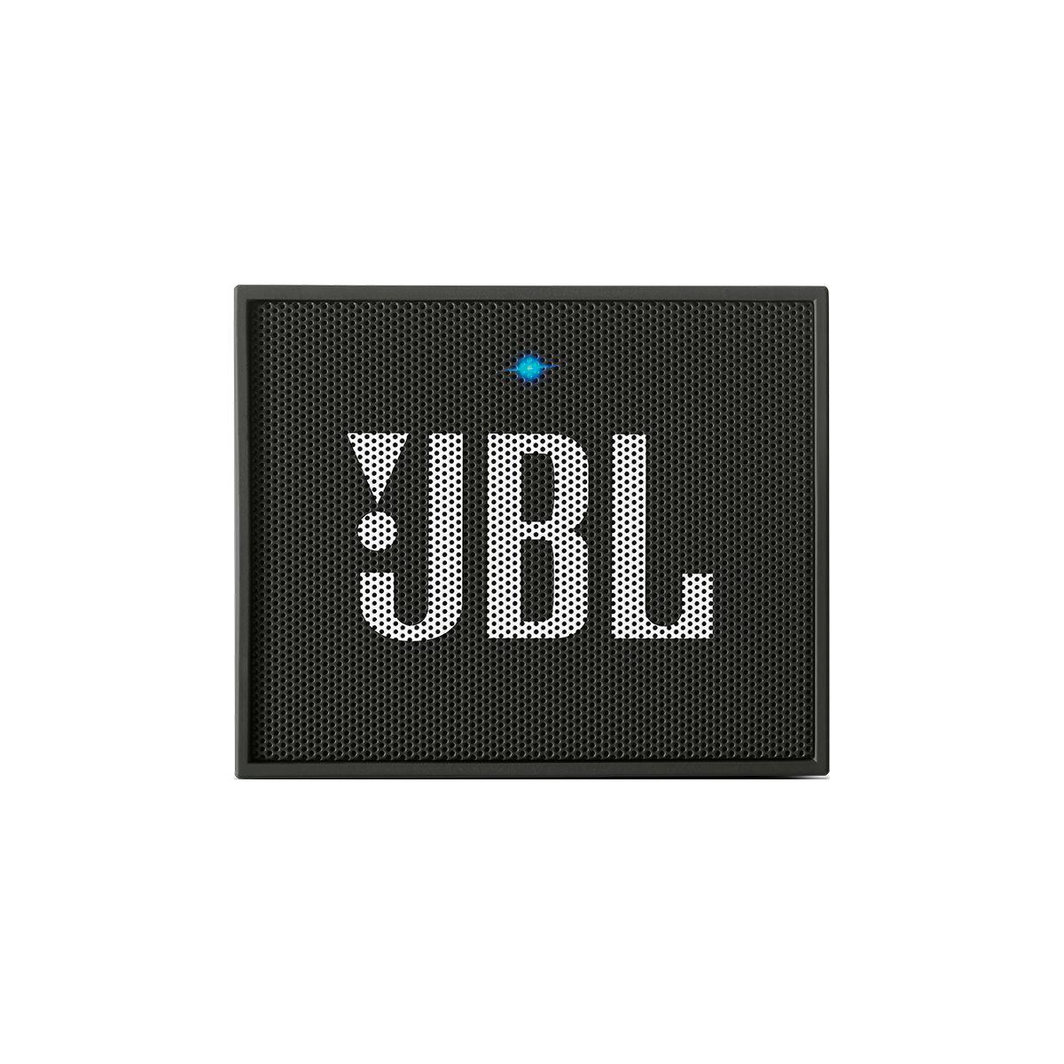 Enceinte bluetooth jbl go noir - livraison offerte : code liv (photo)