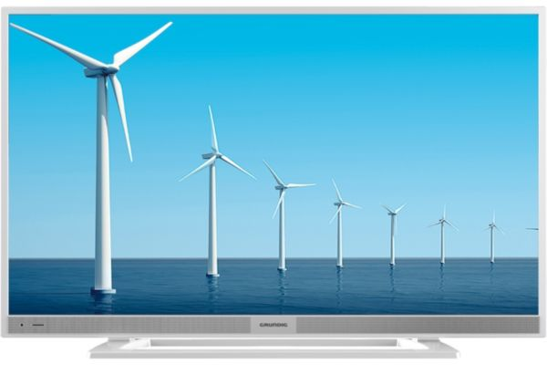 Tv grundig 22vle5522wg blanc 200hz ppr 12v - soldes et bonnes affaires à prix imbattables