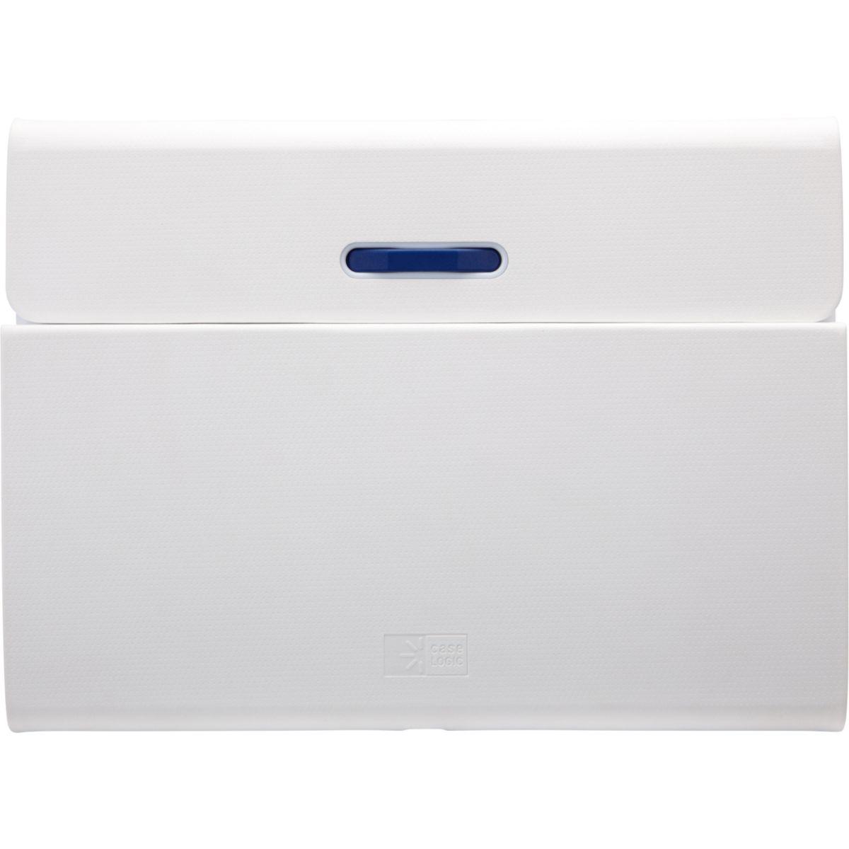 Folio caselogic rotatif semi-rigide tab4 10'' blanc - 20% de remise immédiate avec le code : multi20 (photo)
