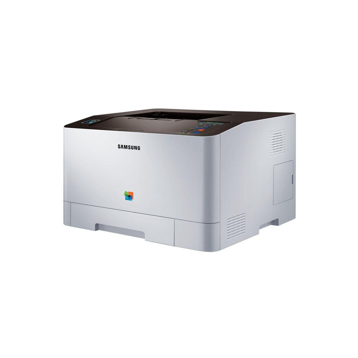 Imprimante monofonction laser couleur samsung sl-c1810w - 15% de remise imm�diate avec le code : wd15 (photo)