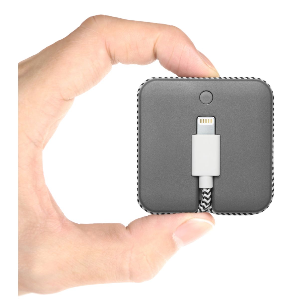Câble lightning native union jump + charge zebra - 20% de remise immédiate avec le code : multi20 (photo)