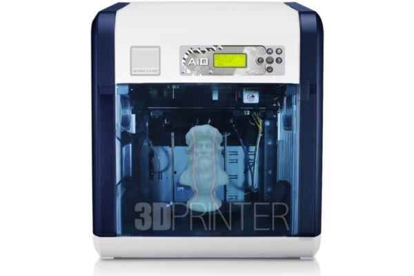informatique imprimante 3d xyz printing da vinci io scanner 3d int gr 10 de remise. Black Bedroom Furniture Sets. Home Design Ideas