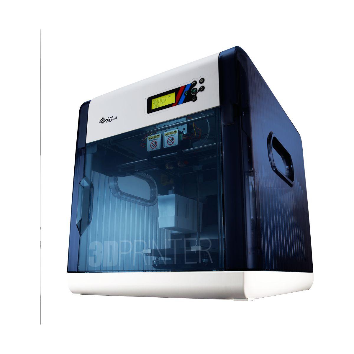 informatique imprimante 3d xyz printing da vinci double t te. Black Bedroom Furniture Sets. Home Design Ideas