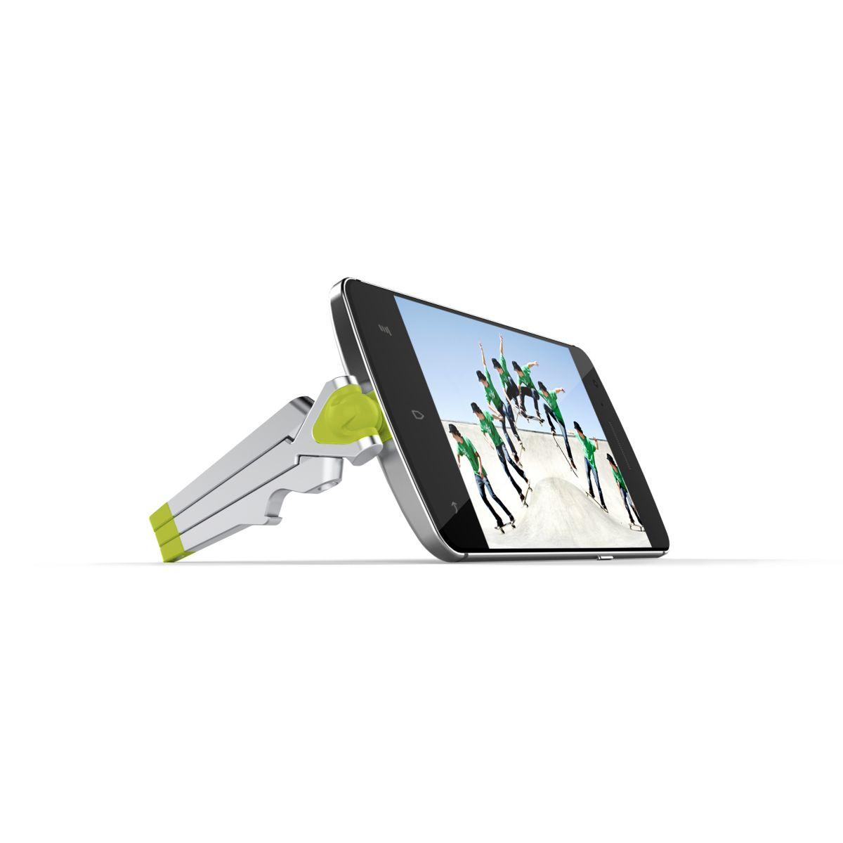 Support kenu stance trepied micro usb pour smartphone - 20% de remise immédiate avec le code : multi20