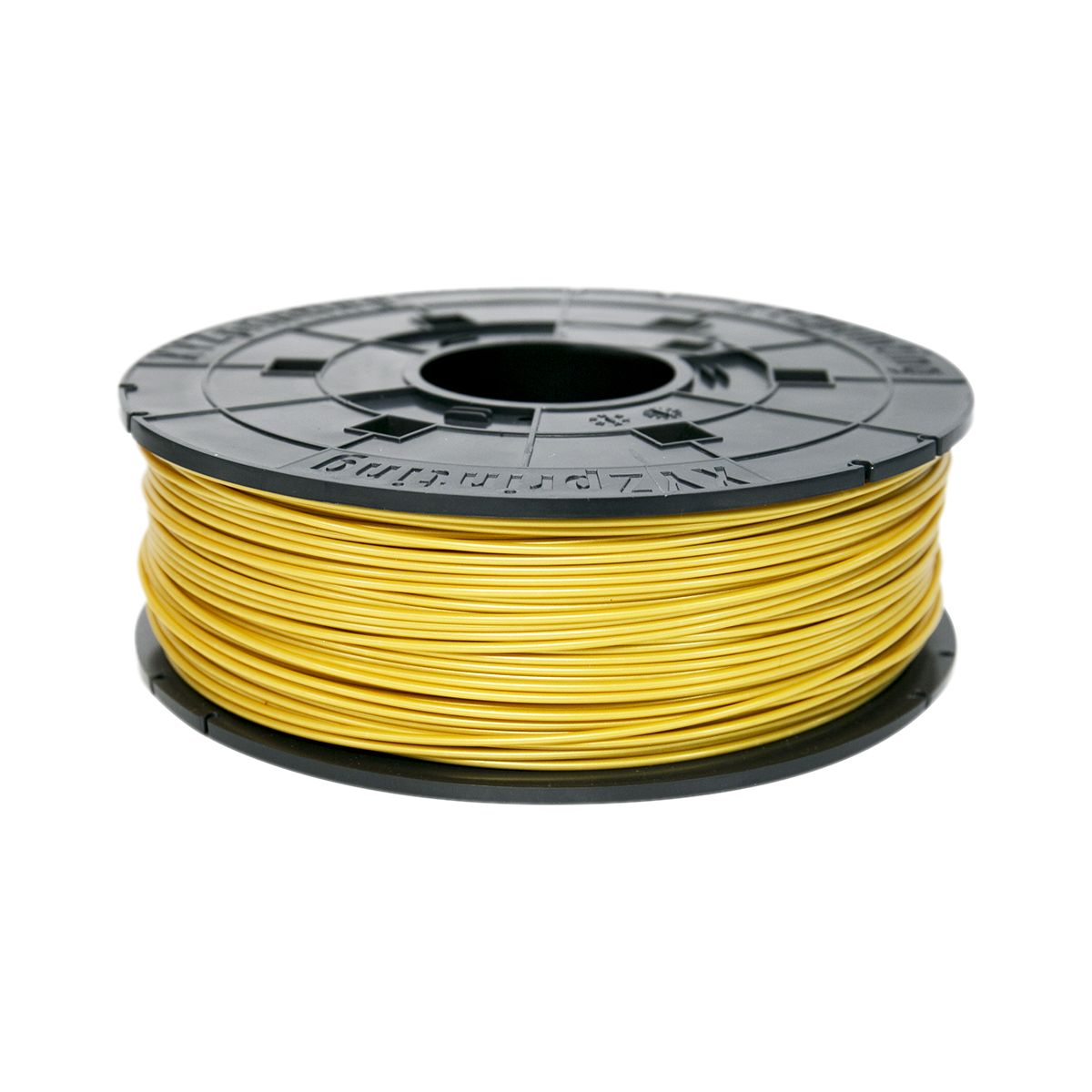 Filament 3d xyz printing filament abs gold - 2% de remise imm?...