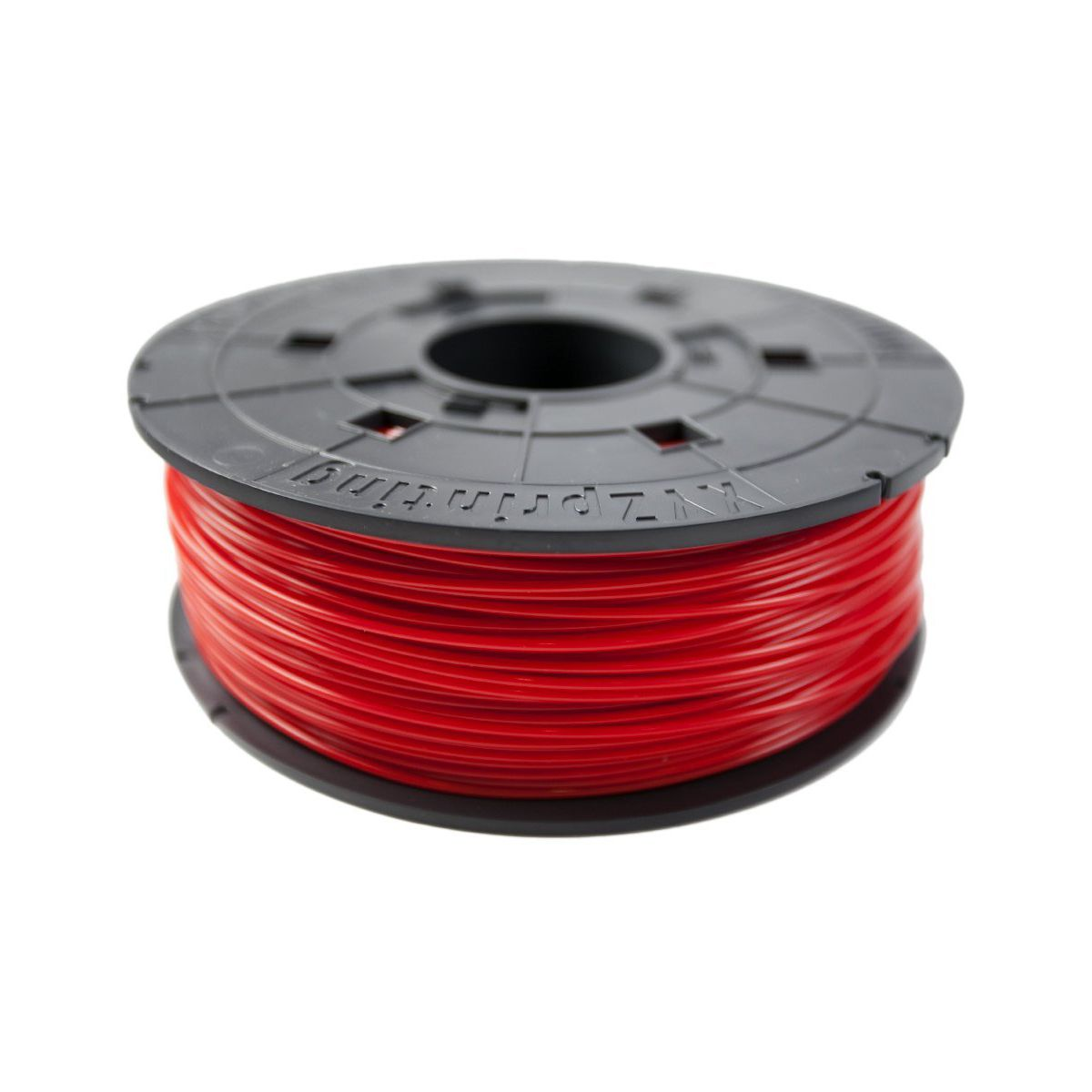 Filament 3d xyz printing filament abs rouge - 2% de remise imm...