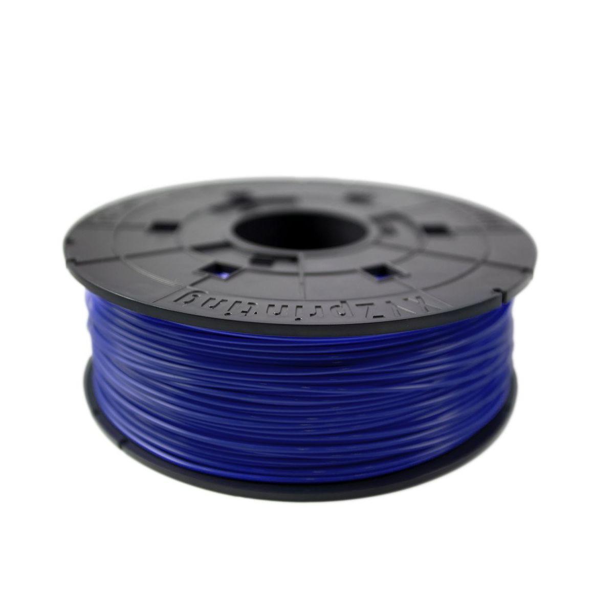 Filament 3d xyz printing filament abs bleu fonc? - 2% de remis...