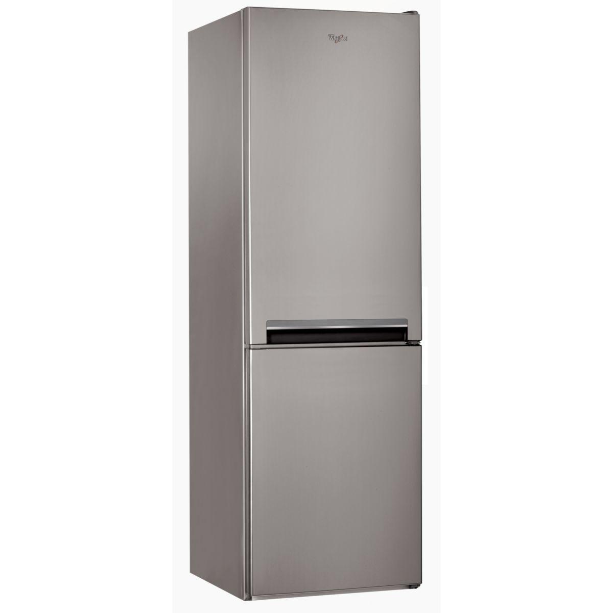 Réfrigérateur congélateur en bas whirlpool bsnf8101ox - 2% de remise : code gam2 (photo)