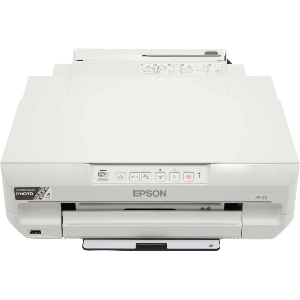 Imprimante monofonction jet d'encre epson expression photo xp-55 (photo)