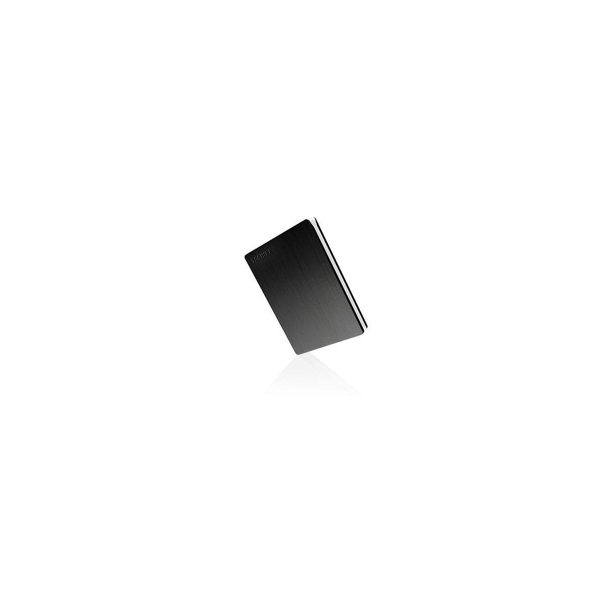 Disque dur externe de poche toshiba 2,5 1to noir store slim - soldes et bonnes affaires à prix imbattables