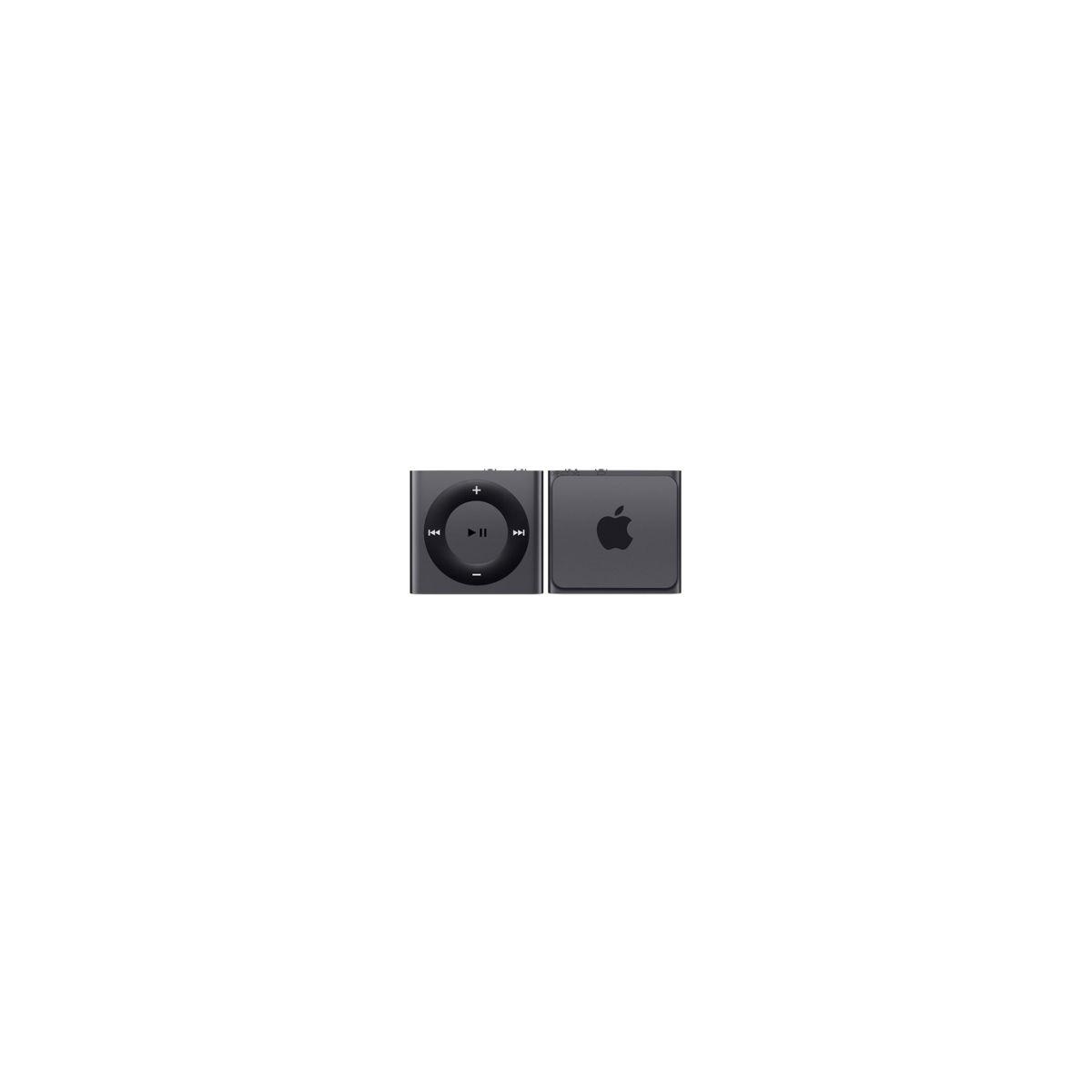 Apple ipod shuffle 2 go gris sidéral - 2% de remise immédiate avec le code : top2 (photo)