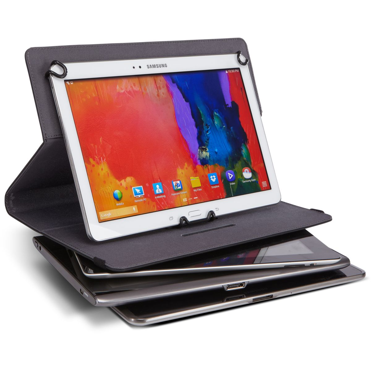 Folio caselogic tablette 9-10'' noir - 20% de remise immédiate avec le code : cool20 (photo)