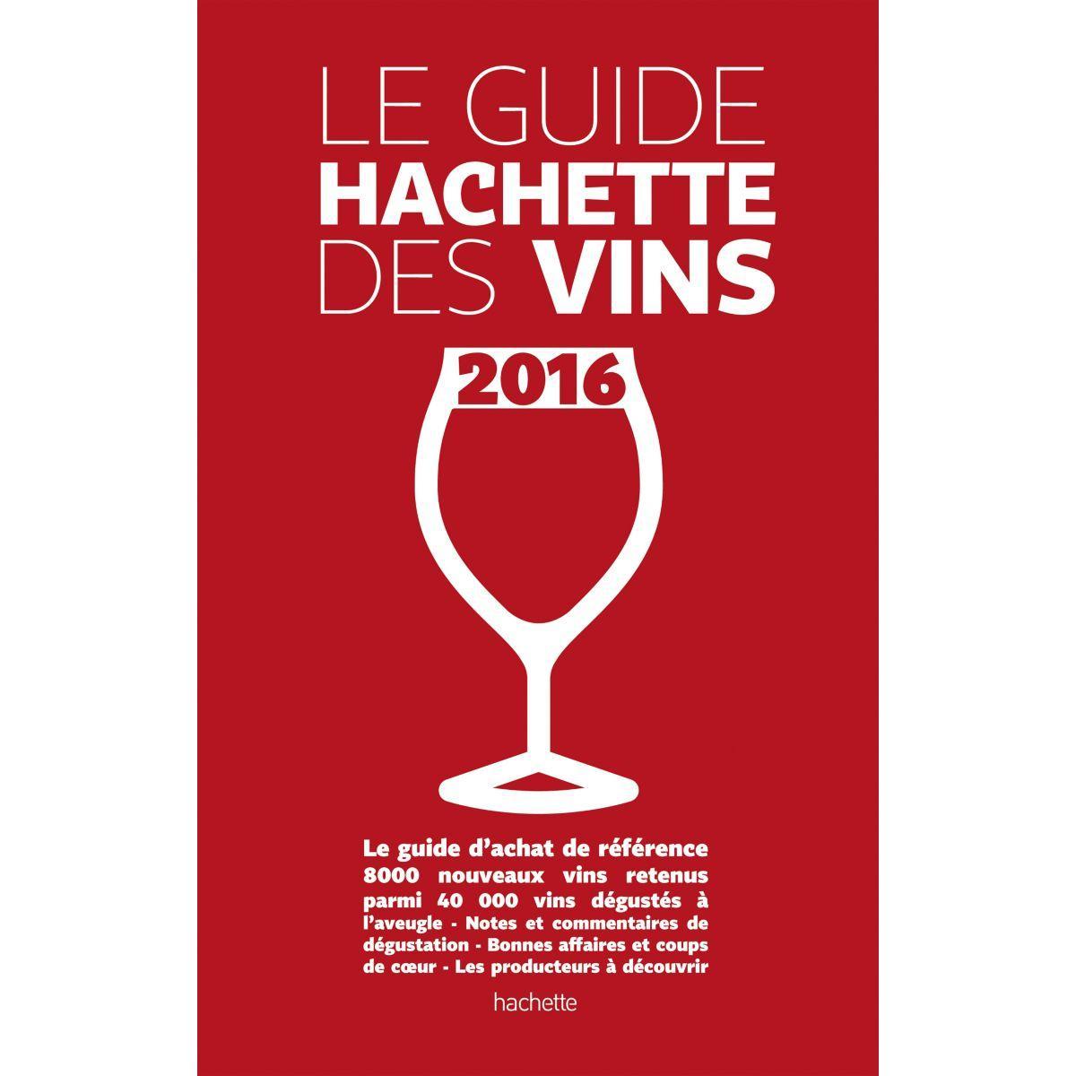 Livre hachette guide hachette des vins 2 - la sélection webdistrib.com (photo)