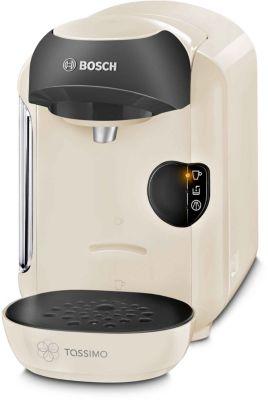 Cafetière à dosettes tassimo bosch tas1257 vivy crème - 20% de remise immédiate avec le code : cool20 (photo)