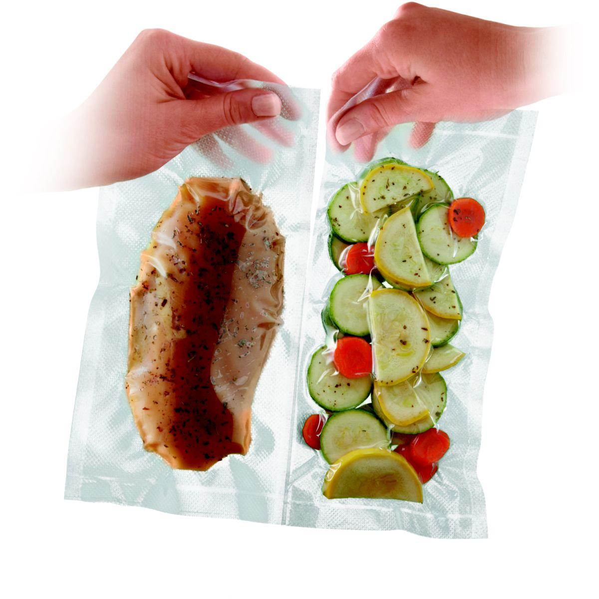 Accessoire food saver rouleaux de sacs p - produit coup de coeur webdistrib.com ! (photo)