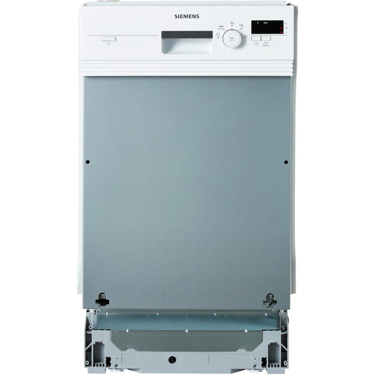 Lave-vaisselle int?grable siemens sr55e204eu - 20% de remise i...