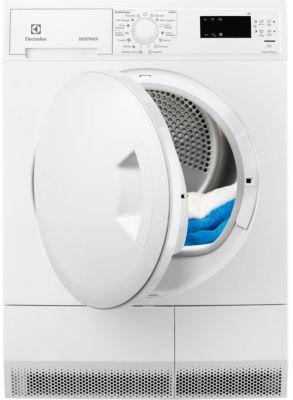 Sèche-linge pompe à chaleur electrolux edh3683poe 8 kg - 7% de remise immédiate avec le code : clean7 (photo)