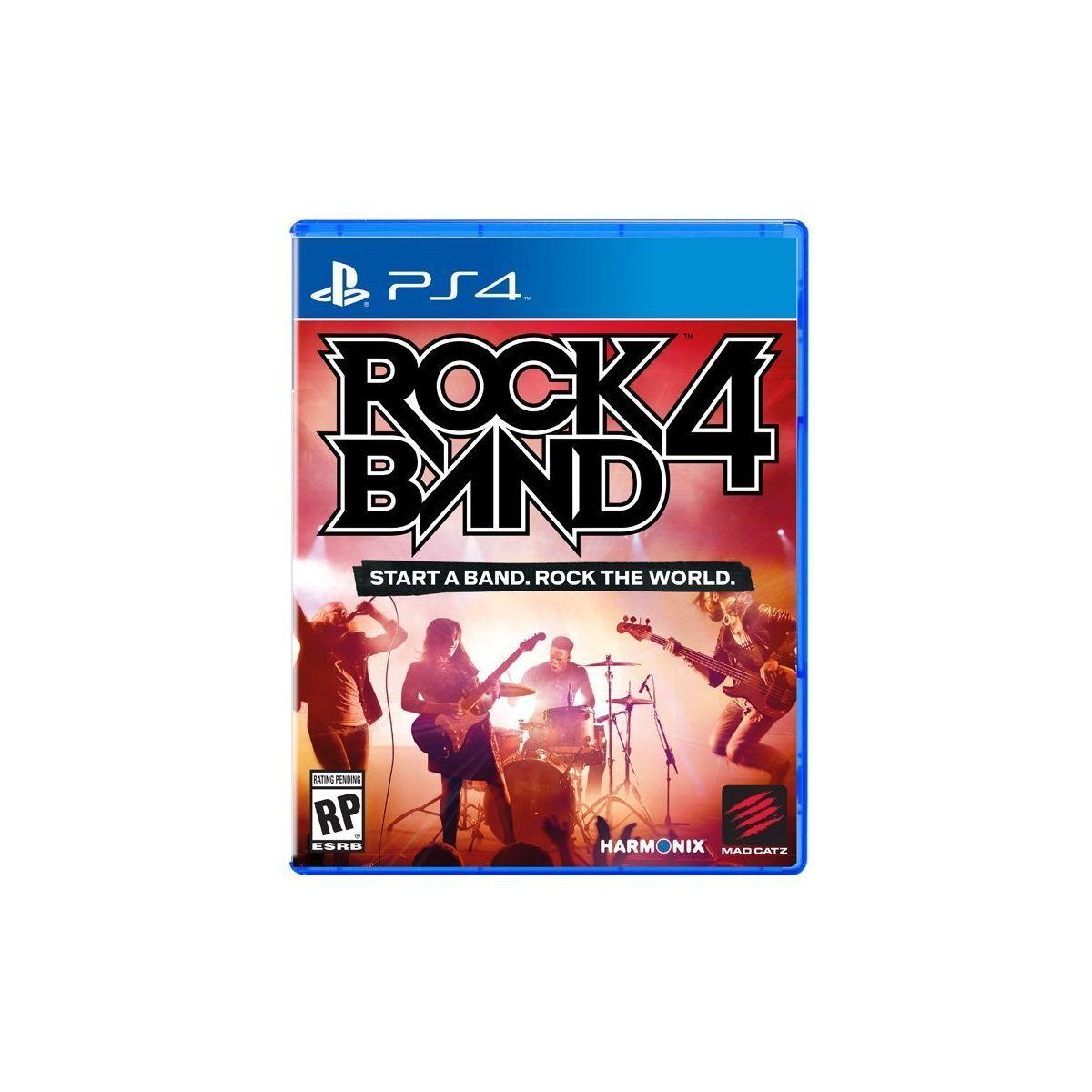 Jeu ps4 madcatz rock band 4 - 20% de remise immédiate avec le code : multi20 (photo)