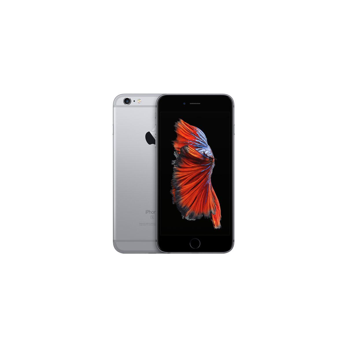 Apple iphone 6s plus 128go gris sidéral - 2% de remise immédiate avec le code : fete2 (photo)