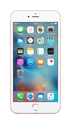 Apple iphone 6s plus 128go or rose - 2% de remise immédiate avec le code : fete2 (photo)