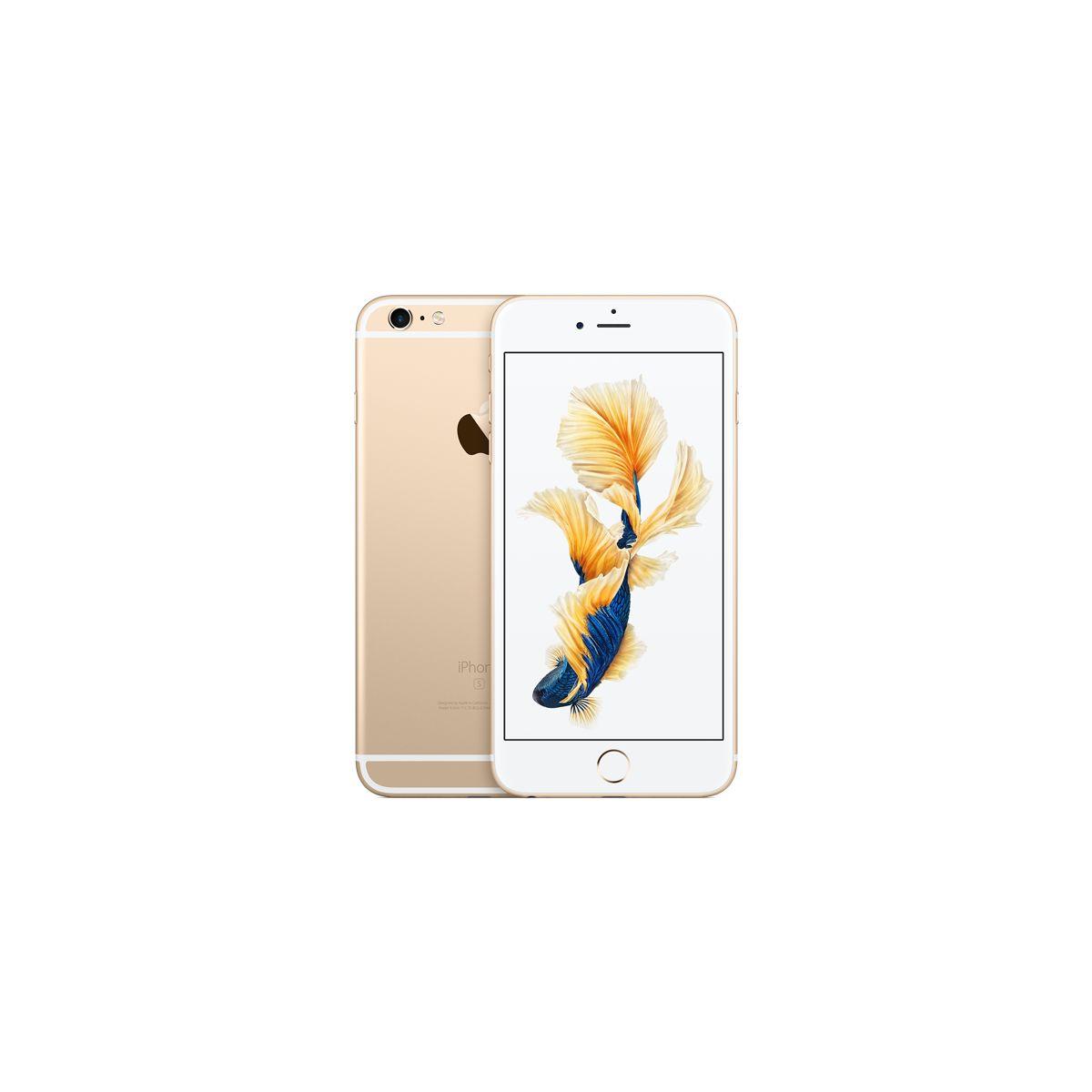 Apple iphone 6s plus 128 go or - 2% de remise immédiate avec le code : fete2 (photo)