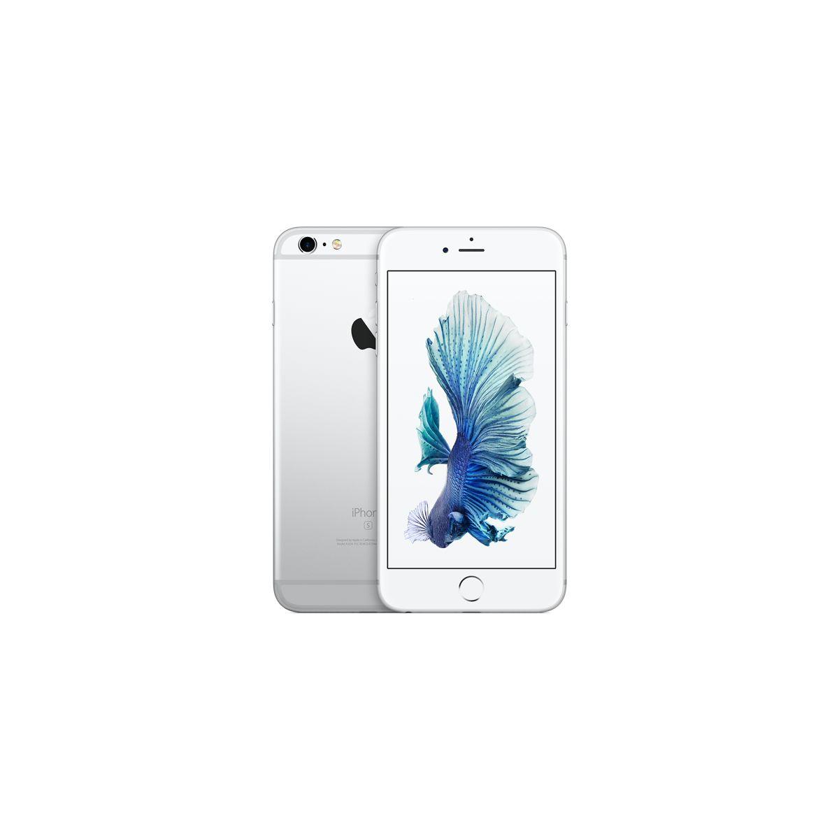 Apple iphone 6s plus 128go argent - 2% de remise immédiate avec le code : fete2 (photo)