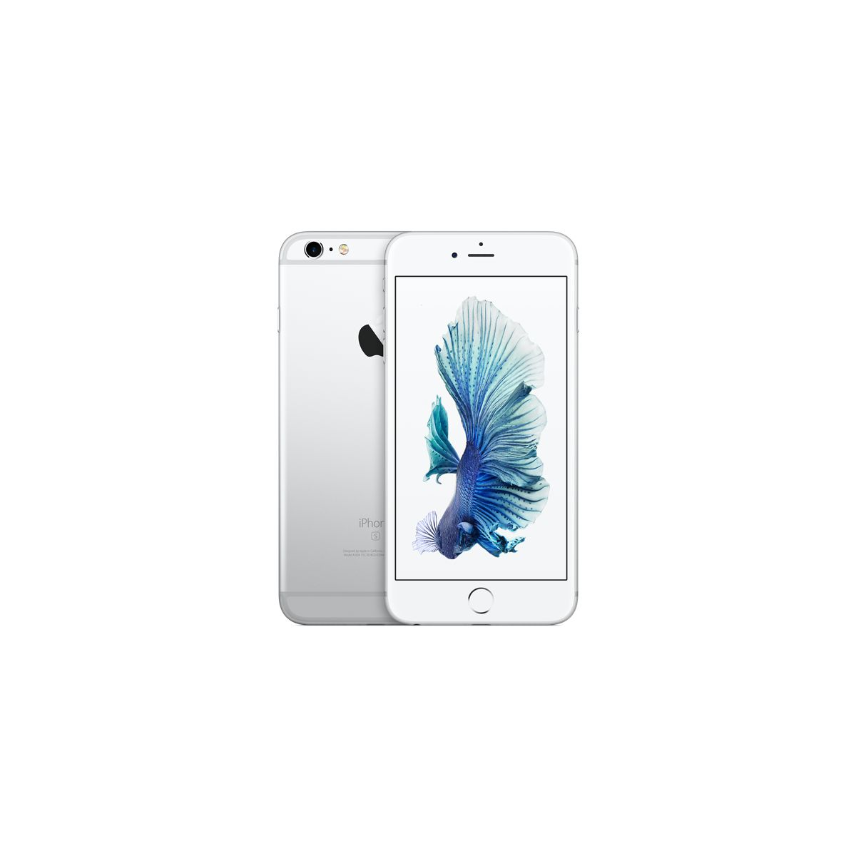 Apple iphone 6s plus 64go argent - 10% de remise immédiate avec le code : fete10 (photo)