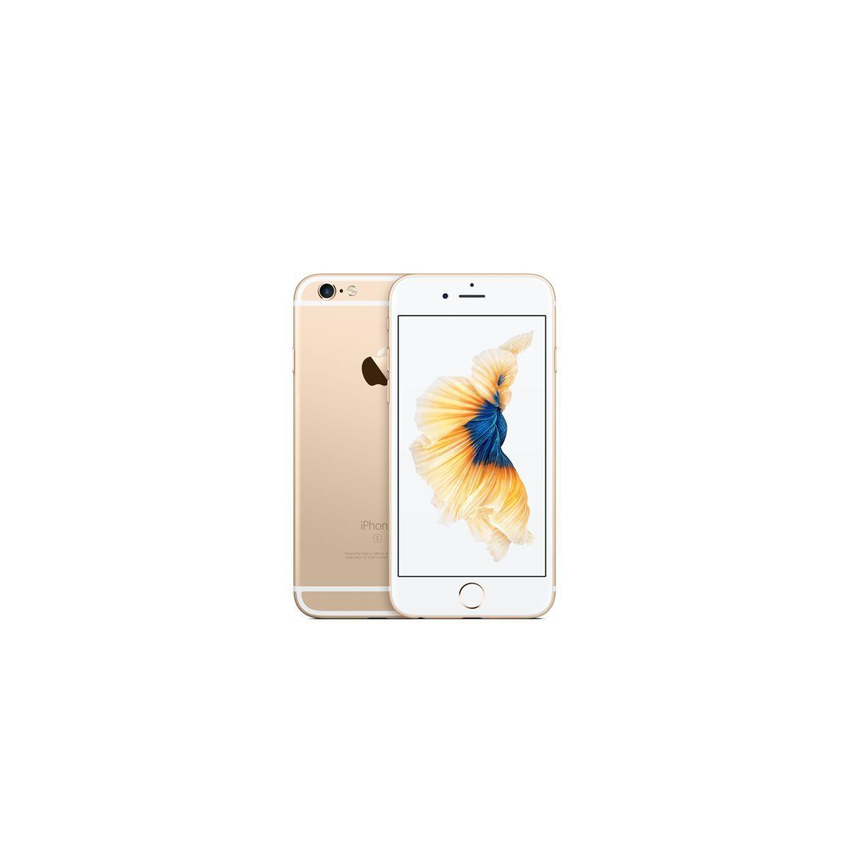 Apple iphone 6s 128go or - 2% de remise immédiate avec le code : fete2 (photo)