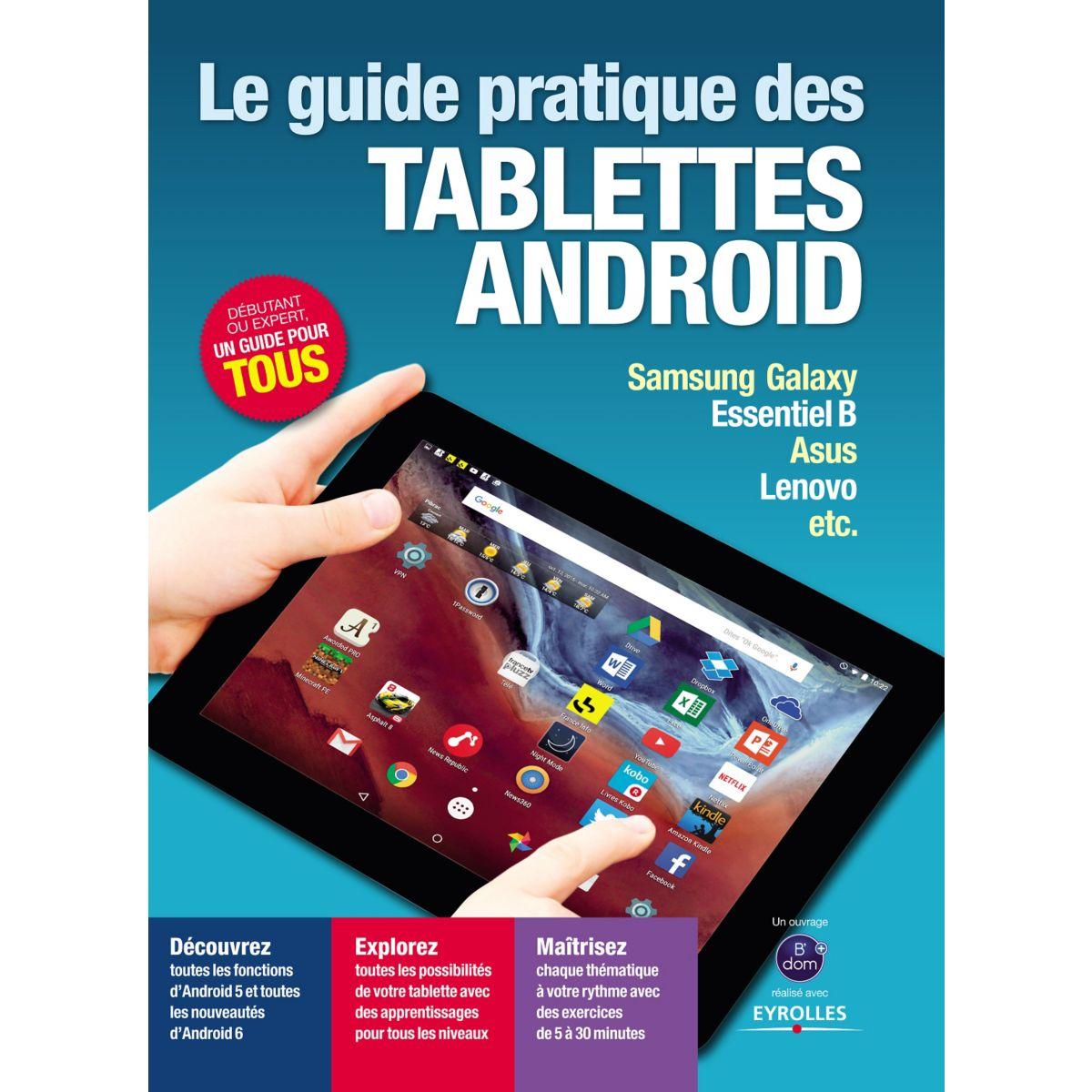 Livre bdom+ l'univers tablette android v2 - 10% de remise immédiate avec le code : multi10