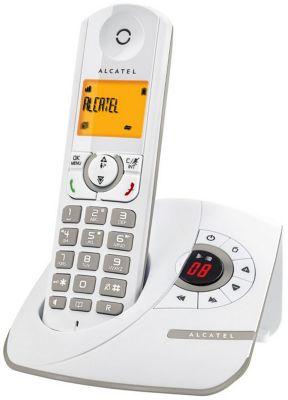 Téléphone répondeur sans fil alcatel f330 voice solo grey - 3% de remise immédiate avec le code : multi3 (photo)