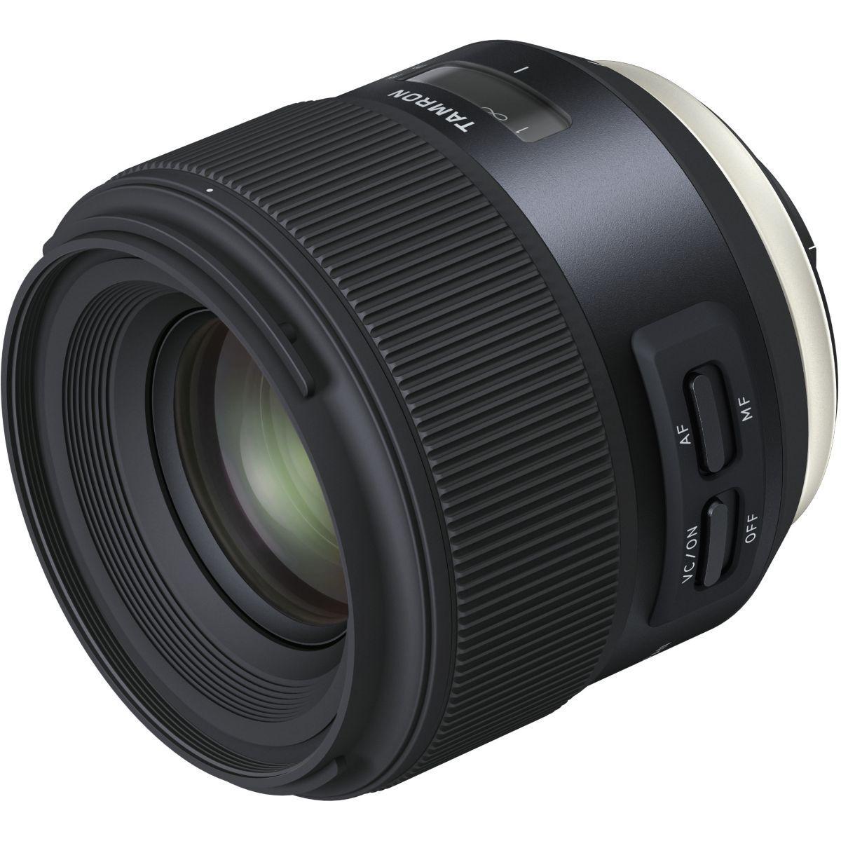 Objectif tamron sp 35 mm f/1,8 di vc usd nikon - produit coup de coeur webdistrib.com !