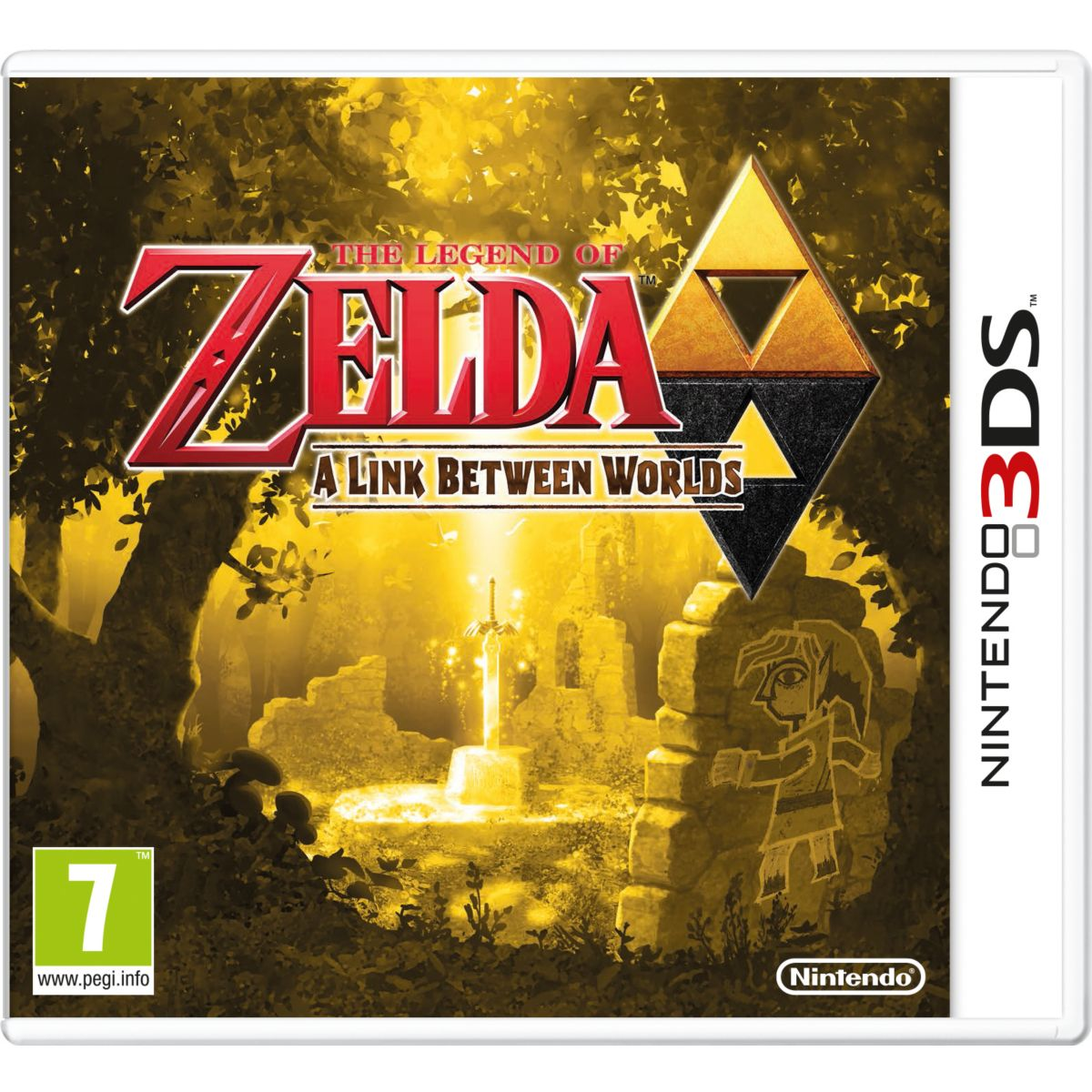 Jeu 3ds nintendo the legend of zelda a link between world selects - 2% de remise immédiate avec le code : cool2 (photo)