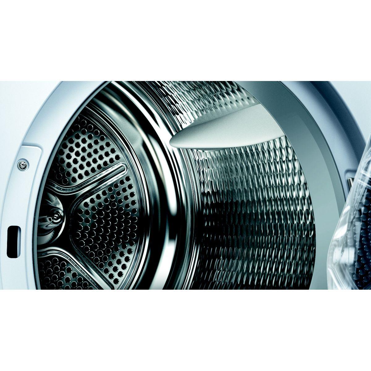 Sèche-linge pompe à chaleur siemens wt47w590ff 9kg (photo)