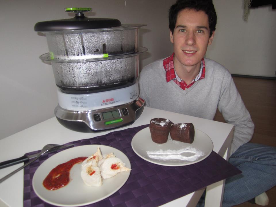Espace test test produit et avis sur le cuiseur vapeur seb for Cuiseur vapeur seb vitacuisine