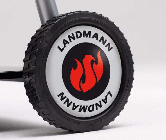 barbecue charbon landmann black pearl comfort 46cm barbecue charbon. Black Bedroom Furniture Sets. Home Design Ideas